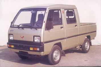 五菱牌LZW1010PSBI1微型双排座货车图片