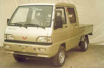 五菱微型双排座货车52马力0吨(LZW1013PSLN)