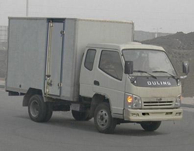 轻骑牌ZB5810PXT型厢式低速货车图片