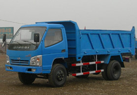 ZB4015DT轻骑自卸农用车(ZB4015DT)