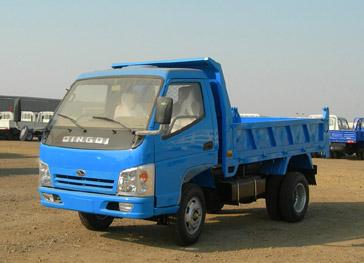 ZB4010DT轻骑自卸农用车(ZB4010DT)
