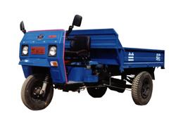 兰驼牌7Y-1150A型三轮汽车图片