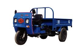 兰驼牌7Y-1450A型三轮汽车图片