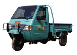 兰驼牌7YPJ-1450型三轮汽车图片