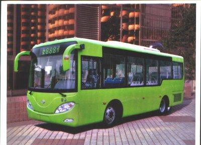 8.5米|29座湖南客车(HN6850)