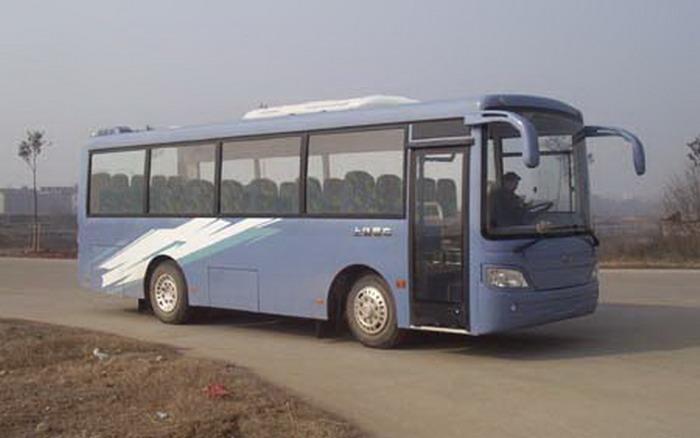 上饶牌SR6886TH型客车