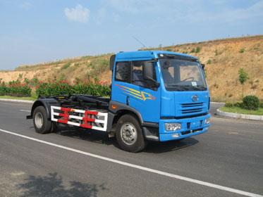 海德牌YHD5161ZXX型车厢可卸式垃圾车