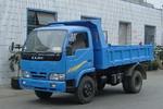 川路牌CGC2510D1型自卸低速货车