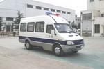 依维柯牌NJ5046XQCN型依维柯囚车