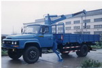 飞涛牌HZC5102JSQ3AC型随车起重运输汽车