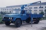飞涛牌HZC5101JSQ3C型随车起重运输汽车
