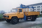 飞涛牌HZC5102JSQ3C型随车起重运输汽车