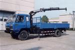 飞涛牌HZC5140JSQZ4C型随车起重运输汽车