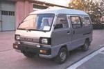 松花江国二微型微型厢式货车44马力1吨(HFJ1010T)