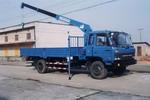 飞涛牌HZC5111JSQ3C型随车起重运输汽车
