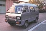 松花江国二微型微型厢式货车48马力1吨(HFJ1011D)