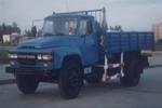 楚风国二单桥货车155马力5吨(HQG1100FD)