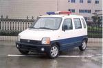 北斗星牌CH5016XQCA囚车图片