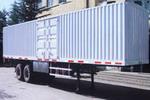飞花12.5米15吨2轴箱式运输半挂车(HBX9200XXY)