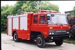 隆华牌BBS5120GXFPM40ZP型泡沫消防车图片
