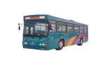 陕汽牌SX6112F型城市豪华客车图片