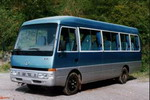 7.2米|19-27座迎客松客车(CAK6700P51L)