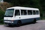 7.2米|19-27座迎客松客车(CAK6700P50K19L1)