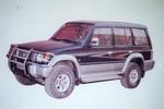 猎豹轻型越野车(CFA2030B)