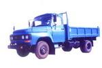 常柴牌LZC5820CD型自卸低速货车