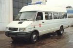 依维柯牌NJ5056XJH2型依维柯救护车