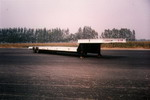 迅力10.1米40吨4轴低平板半挂车(LZQ9500TDP)