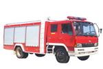 飞雁牌CX5130TXFPY08型排烟消防车图片