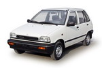 长安-奥拓牌SC7081轿车图片