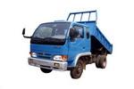 常内牌CN2510PD型自卸低速货车