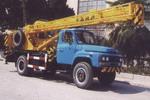 安利牌BQZ5092JQZ8D型汽车起重机图片