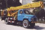 安利牌BQZ5093JQZ8F型汽车起重机图片
