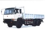 长征国二后双桥,后八轮货车280马力13吨(CZ1253SU455)