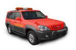 奥奔牌SDH5022XSLFH型森林防火指挥车图片