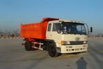 解放牌CA3162P1K2A70型平头4X2自卸汽车图片