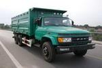 解放牌CA3257K2T1B型柴油自卸汽车图片