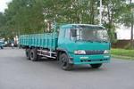解放牌CA1258P4K2L5T1型6X4平头柴油载货车图片