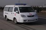 中誉牌ZYA5020XJH型救护车