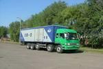 解放牌CA5429XXYP4K2L11T6型10X4厢式运输车图片
