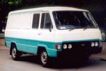 燕京牌YJ5021XXYA型厢式运输车