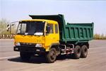解放牌CA3168P1K2T1A型6X4平头柴油自卸汽车图片