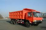 解放牌CA3195P10K2T16X4平头柴油自卸车图片