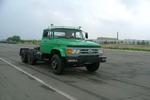 解放前四后四长头柴油半挂牵引车294马力(CA4208K2R5T2)