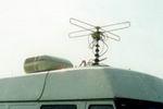华东牌CSZ5040XZB型转播车图片