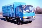 长春牌CQX5095CLXYK28型仓栅式运输车图片