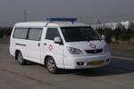 中誉牌ZYA5021XJH型救护车